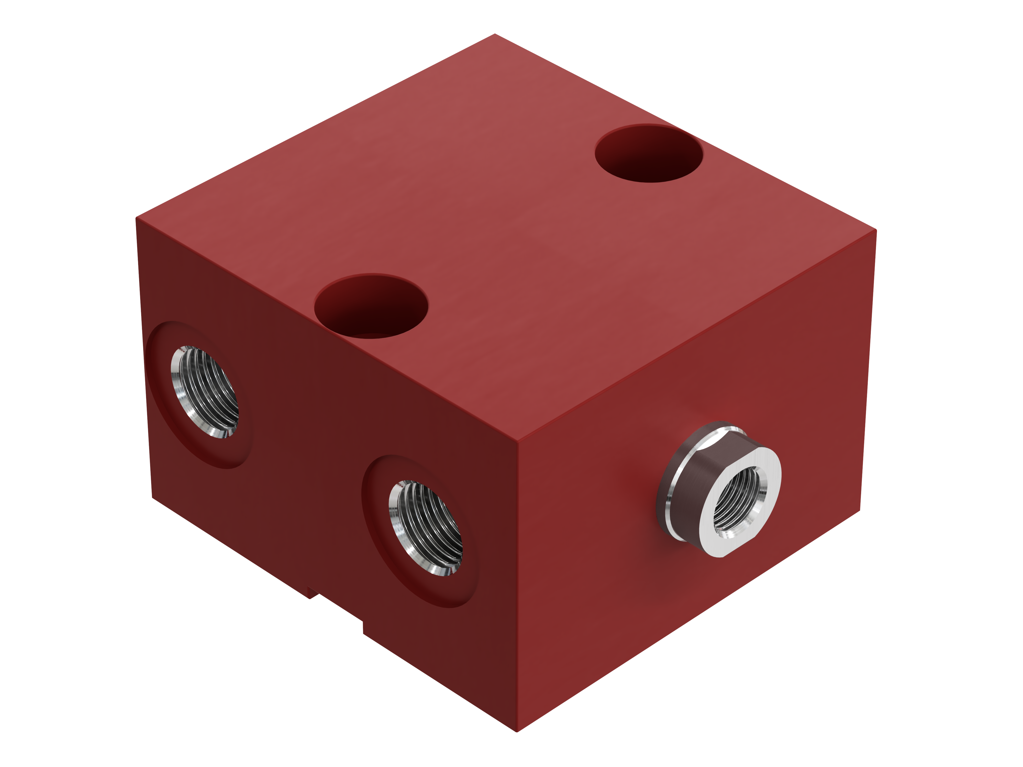 Block cylinders